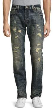 Cult of Individuality Rebel Cotton Straight Jeans
