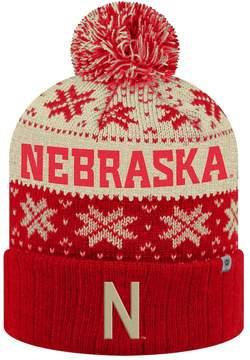Top of the World Adult Nebraska Cornhuskers Subarctic Beanie