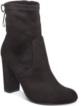 Material Girl Ali Ankle Booties, Created For Macy's Women's Shoes