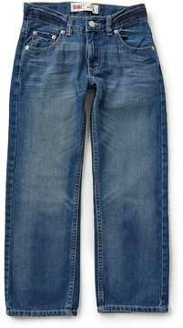 Levi's s 505 Big Boys 8-20 Straight-Fit Jeans