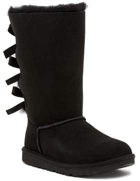 UGG Bailey Bow Tall II Genuine Shearling Lined Boot (Toddler, Little Kids, & Big Kids)