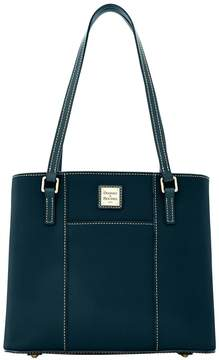 Dooney & Bourke Pebble Grain Small Lexington Shopper - BLACK BLACK - STYLE