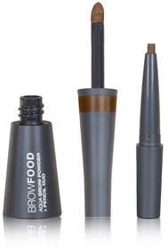 LashFood Aqua Brow Powder + Pencil Duo - Brunette