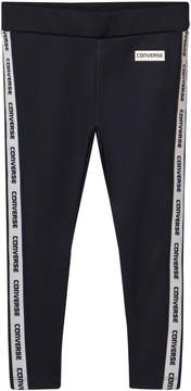 Converse Navy Retro Tape Leggings