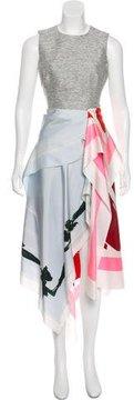 Christian Dior 2015 Sleeveless Evening Dress