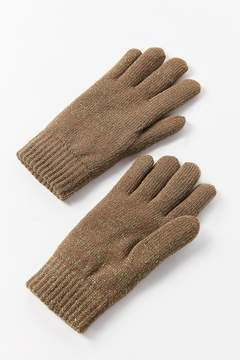 Urban Outfitters Glitter Chenille-Lined Glove