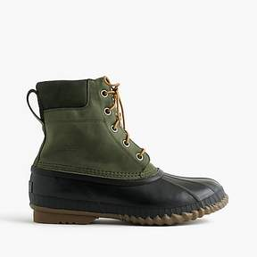 J.Crew Sorel® for CheyanneTM boots in pine