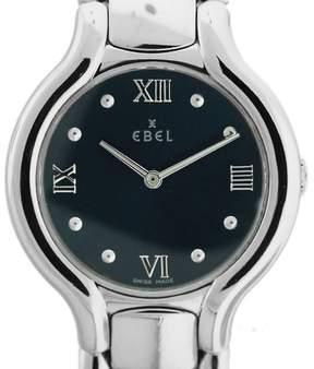Ebel Beluga Stainless Steel 26mm Womens Watch
