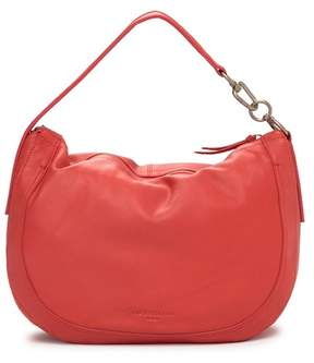 Liebeskind Berlin Troyes Leather Hobo Bag
