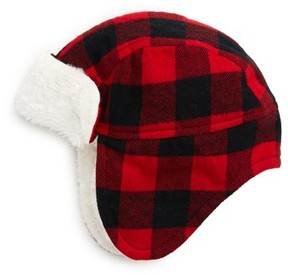 Tucker + Tate Toddler Boy's Flight Hat - Red