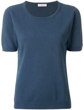 Le Tricot Perugia scoop neck T-shirt