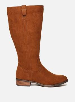Dorothy Perkins Chocolate 'Tonia' Boots
