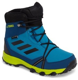 adidas Boy's Terrex Snow Sneaker Boot