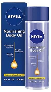 Nivea Nourishing Body Oil 6.8 oz