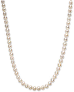 Belle de Mer Pearl Necklace, 36 Cultured Freshwater Pearl Endless Strand (8-1/2mm)