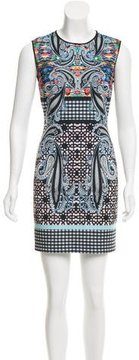 Clover Canyon Printed Mini Dress