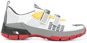 Prada colour block sneakers