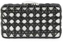 Louise et Cie Joni Bamboo Clutch