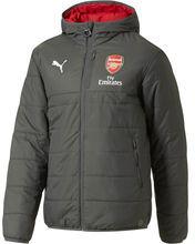 Puma Arsenal Reversible Sponsor Logo Down Jacket