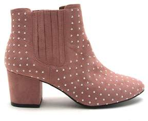 Qupid Skipper Studded Bootie