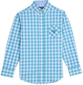 Chaps Boys 4-20 Plaid Button-Down Shirt