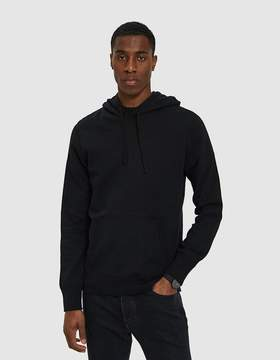 Reigning Champ Terry Pullover Hoodie in Black