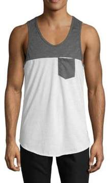 Kinetix Bungaloo Colorblock Tank Top