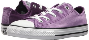Converse Chuck Taylor All Star Velvet - Ox Girls Shoes