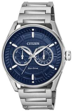 Citizen Eco-Drive Stainless Steel Mens Watch BU4020-52L