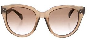 Celine Audrey Translucent Sunglasses