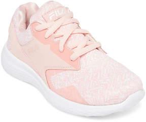 Fila Layers 2.5 Knit Girls Sneakers - Little Kids