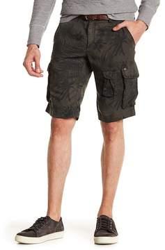 Mason Print Cargo Shorts