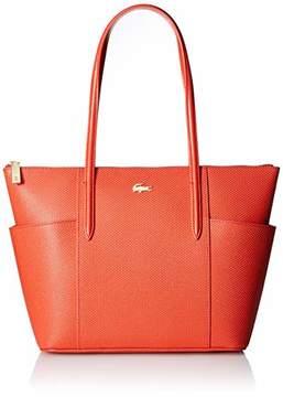 Lacoste Women's Chantaco Zip Shopper with Pockets
