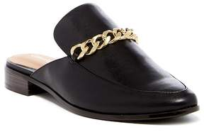 Calvin Klein Frieda Rolo Chain Mule Loafer