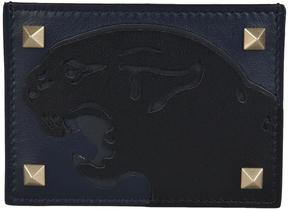 Valentino Panther Card Case