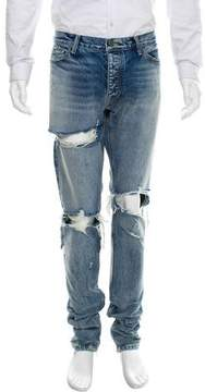 Fear Of God Distressed Skinny Jeans w/ Tags