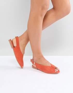 Asos LEELA Ballet Flats
