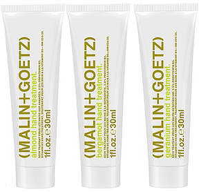 Malin+Goetz Vitamin B5 Hand Treatment Trio.