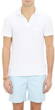Orlebar Brown Men's Terry Polo Shirt
