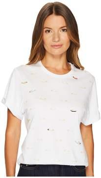 Sonia Rykiel Safety Pin T-Shirt Women's T Shirt
