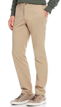 Roundtree & Yorke Performance Flat-Front Comfort Stretch Pants