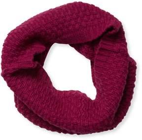 Portolano Women's Crocheted Infinity Scarf