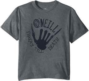 O'Neill Kids Til Death Short Sleeve Tee Boy's T Shirt
