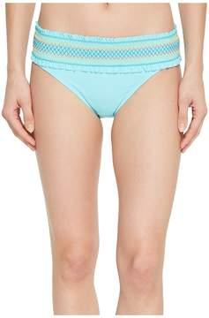 Bleu Rod Beattie Smock It To Ya Hipster Bikini Bottom Women's Swimwear