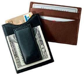 Royce Leather Unisex Magnetic Money Clip Wallet 111-5.