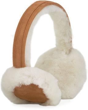 Jocelyn Shearling Fur Earmuffs