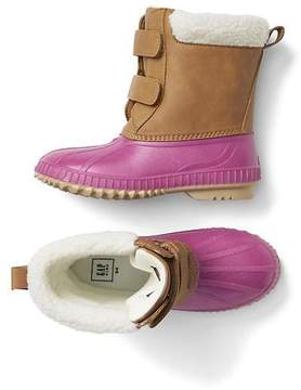 Gap Cozy duck boots