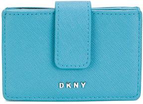 DKNY foldover flap cardholder
