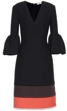 Fendi Wool and silk dress