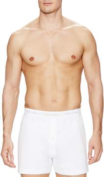 Calvin Klein Underwear Men's Classic Cotton Boxer Shorts (3 Pack)